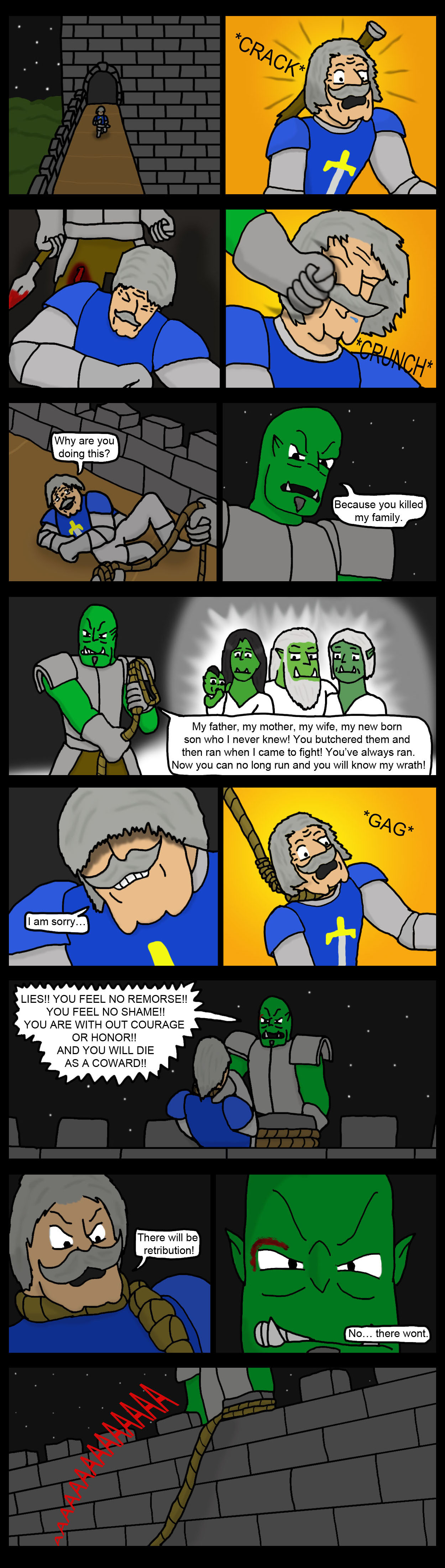 Gorak's Revenge