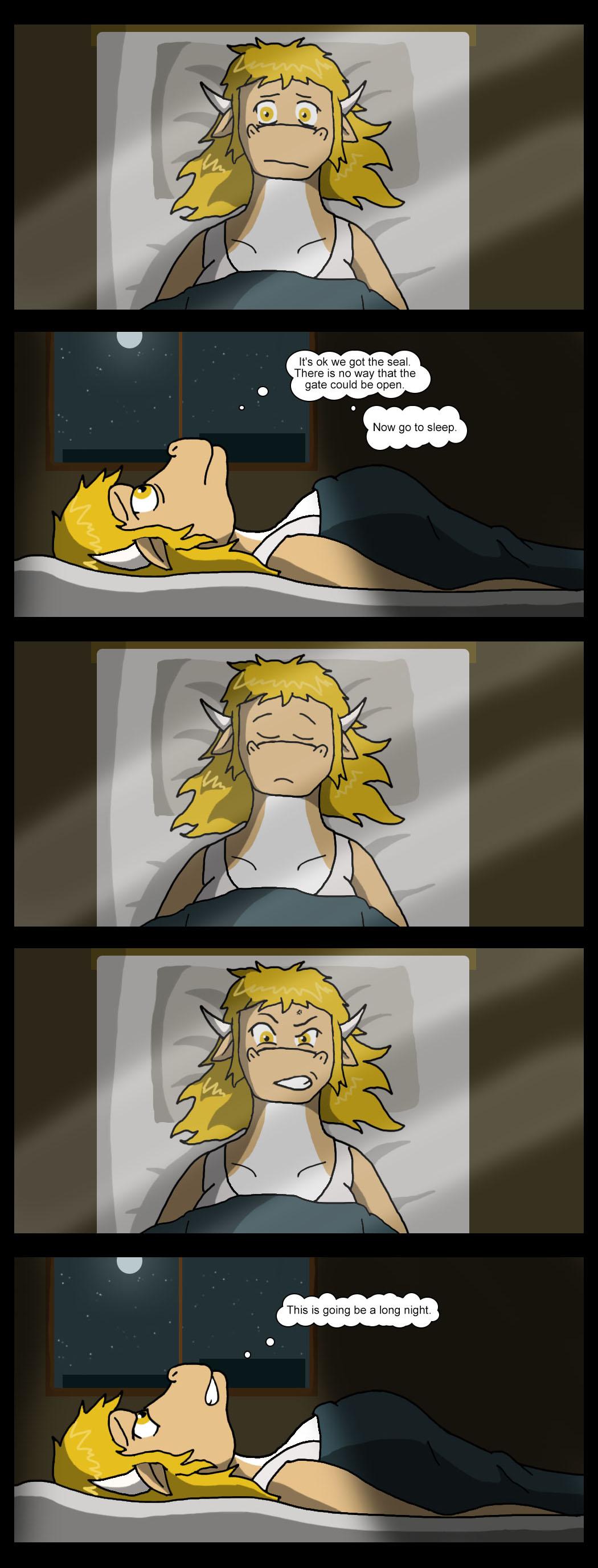 Who needs sleep